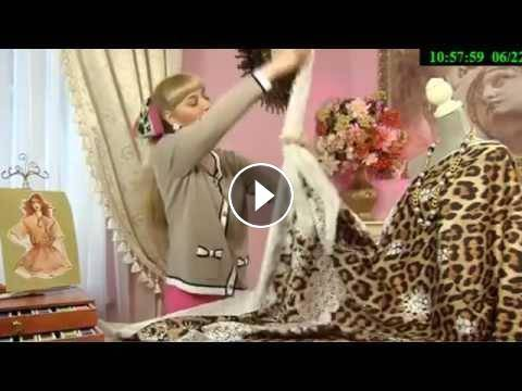 Ольга никишичева сшить летнее платье 29
