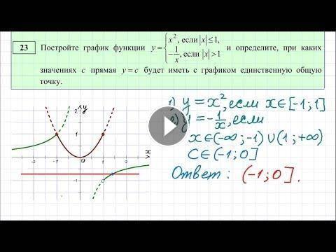 Гиа по математике 8 вариант решение