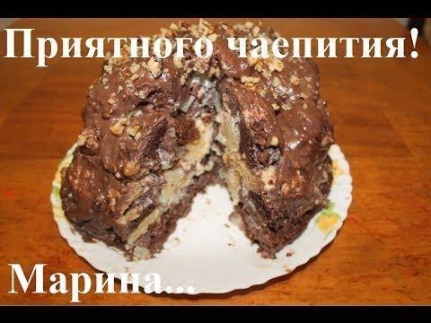Торт санчо панчо в мультиварке рецепт с фото