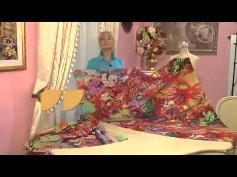 Сшить длинное платье ольга никишичева