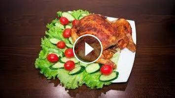 курица гриль в мультиварке рецепты с фото