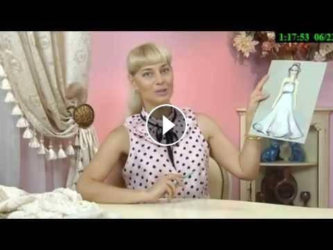 Ольга никишичева сшить летнее платье 98