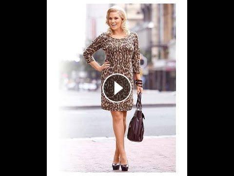 3198e6d4191 Видеоурок  Платье на среднюю грудь без вытачек из трикотажа. из раздела